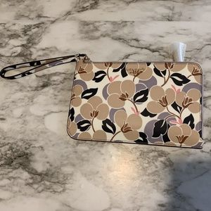 Kate Spade Medium L-Zip Wristlet Cameron Breezy